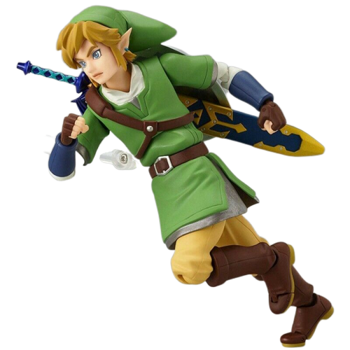 The Legend of Zelda Skyward Sword Link Figma Action Figure Toy