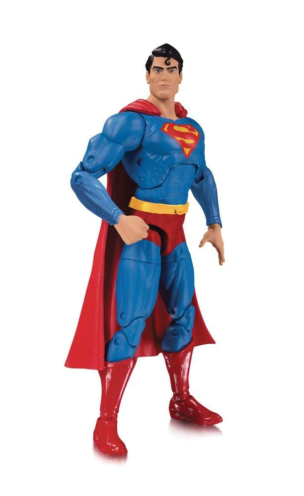 Collectible Superman Action Figure