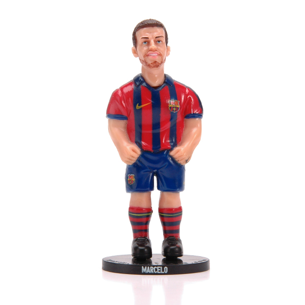 Mini World Cup Football Sports Player Pvc Action Figure