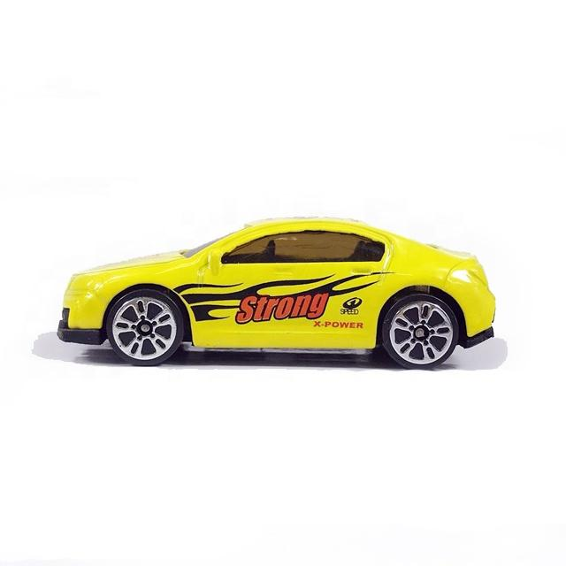 Hot Selling Racing Style Diecast Car Toy Metal Car Model for Kids Die Cast Toy Vehicle