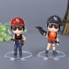 OEM Miniature Plastic Army Soldier Action Figures