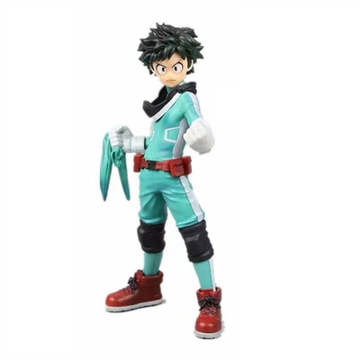 Customized Factory Made Japanese Style Plastic My Hero Academia Pop Vinyl Anime Action Figurine