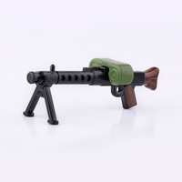Most Popular Super Cool Weapon Machine Toys Gun Military Educational Plastic Nerf Mini Gun