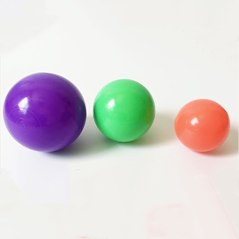 Hot-Selling and Promotional Plastic Pit Balls Bulk