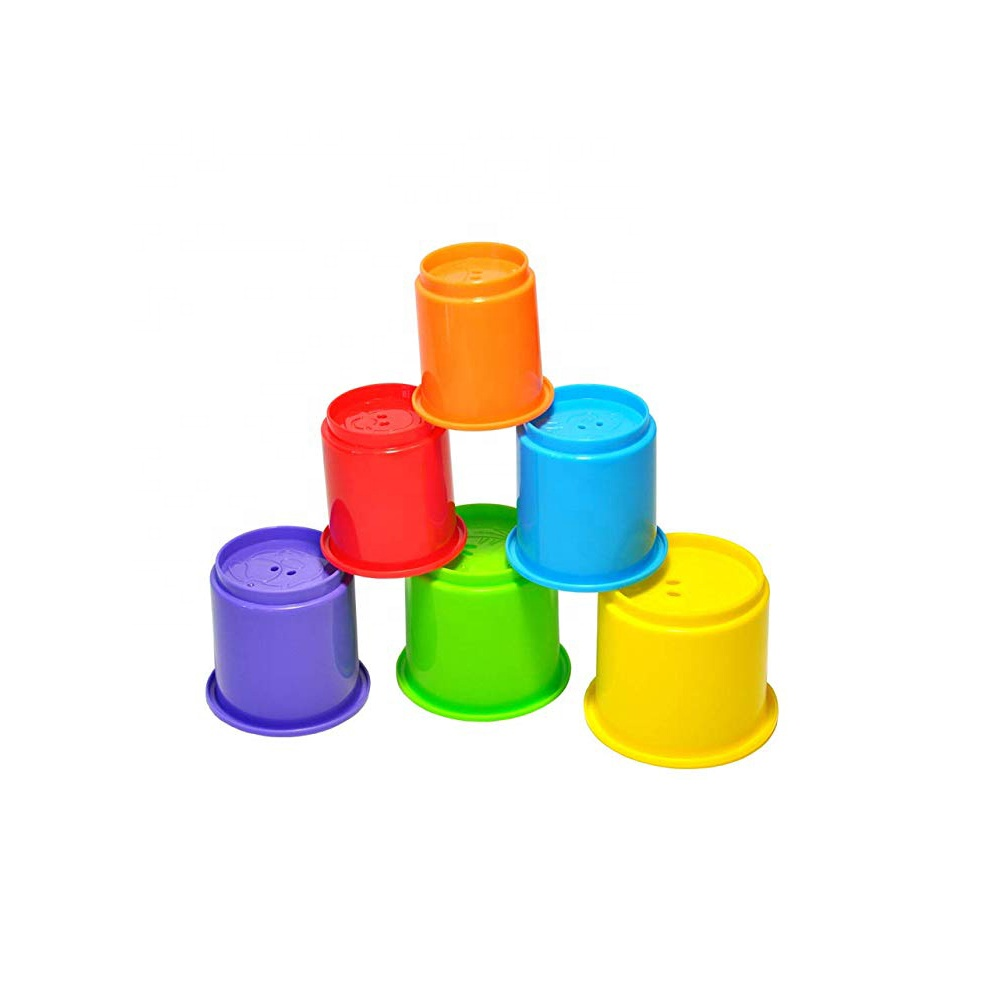 Educational Toys Baby Stack Up Cups