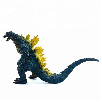 One Piece 3D Plastic/PVC Material Dinosaur Action Figures Collectible Toys Animal Action Figures