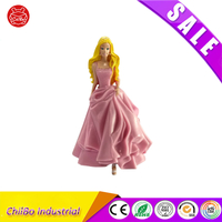 Custom PVC Dolls Pretty Princess Action Figure Girls Toys