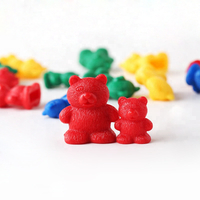 Plastic Color Sorting Counting Bears Toys for Children