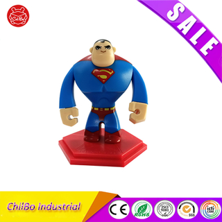 Highly Detailed Movie Toy Figure Collection Superman Model Figurines