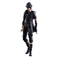 Super Cool High Quality Plastic PVC Material Japanese Final Fantasy Anime Action Figure Flexible Military Action Figure Wholesale