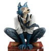 Plastic Toy Supplier PVC Cartoon Toys Bfastars Timber Wolf Legoshi Ricjson Gracle Statue Figure