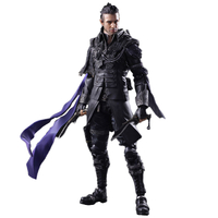Japan Anime Final Fantasy Xv Nyx Ulric Action Figures 1/6 Scale Model Cheap Flexible Military Action Figures PVC Toy