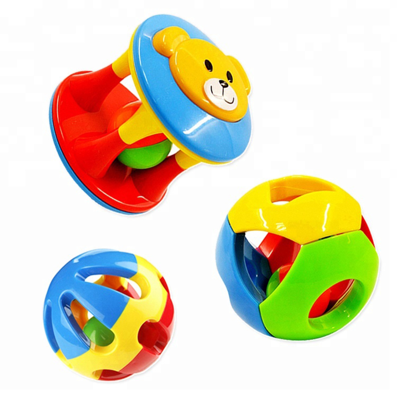 Promotional Gift Baby Toys for Early Childhood Education Baby Jingel Toys