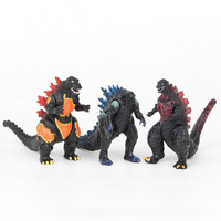 Top Selling Dinosaur Bulk Anime Action Toy Figures Animal Figurines Plastic Material with High Details