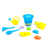 Summer Entertainment Game Play Funny Summer Outdoor DIY Games Baby Sand Bucket Shovels Toys